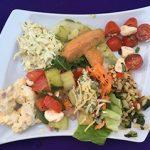 BBQ: gemengde salades