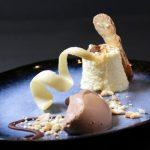 Mousse van mascarpone en chocolade