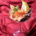 Klassieke garnalen cocktail
