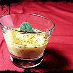 Kleintje soep van oude kaas